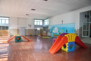 Il salone della scuola